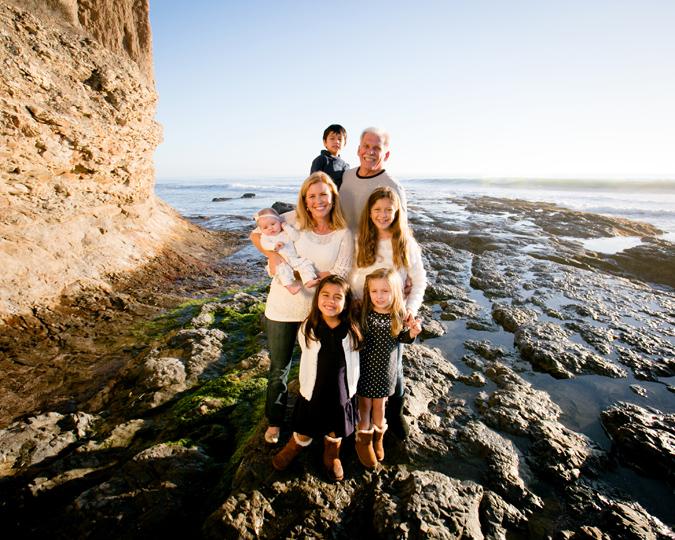 Pismo Beach Family Portraits