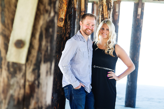 Cambria Engagement Photography