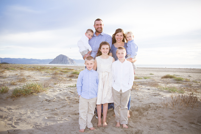 cambria family portait Photography